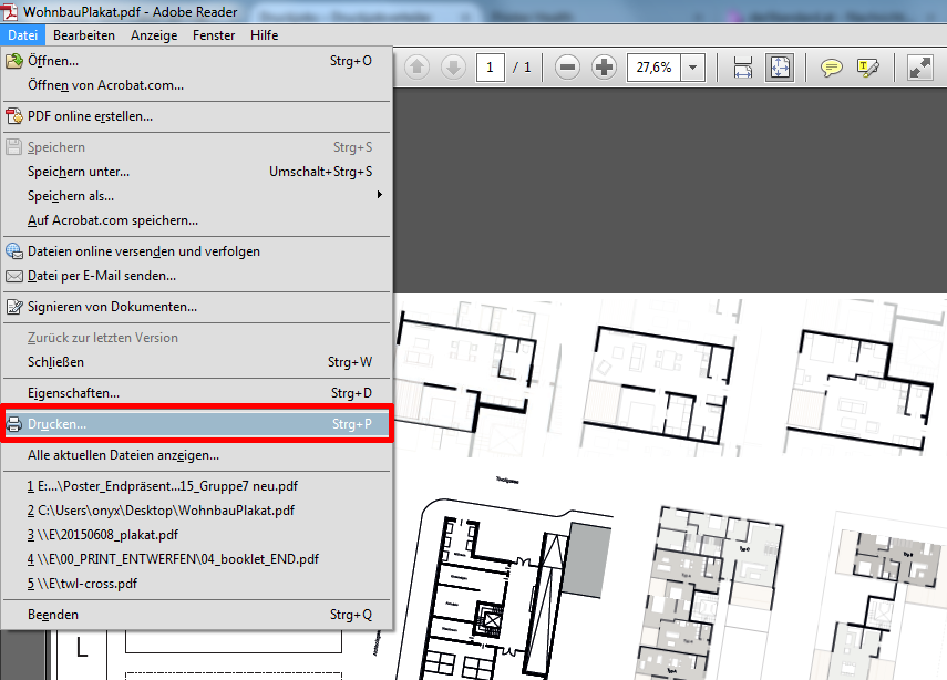 how to choose custom paper print size pdf mac